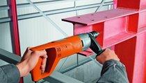 Bevorzugt Nachträgliche Bohrungen in Stahlkonstruktionen | C. & E. Fein GmbH IT24